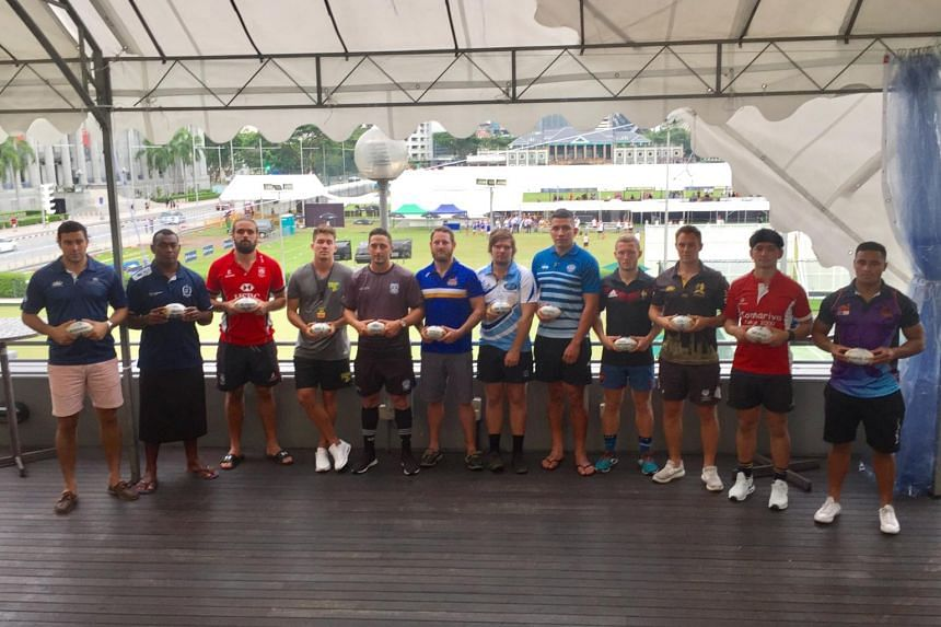Twelve sides representing seven countries will be battling for the prestigious Ablitt Cup at the 70th Singapore Cricket Club International Rugby Sevens.