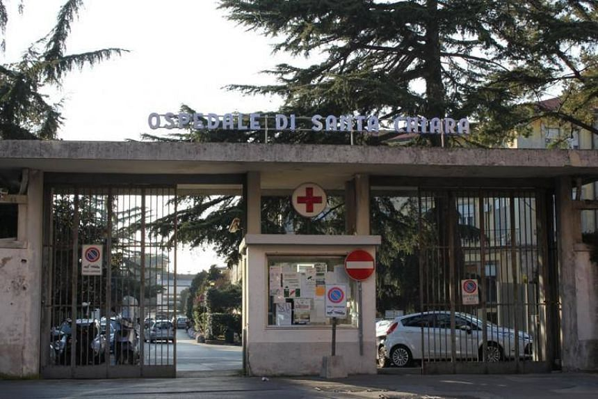 The Santa Chiara hospital insisted it only uses disposable, single-use needles, leading experts to wonder whether the child could have contracted the disease via a mosquito bite on the Italian coast where she holidayed.