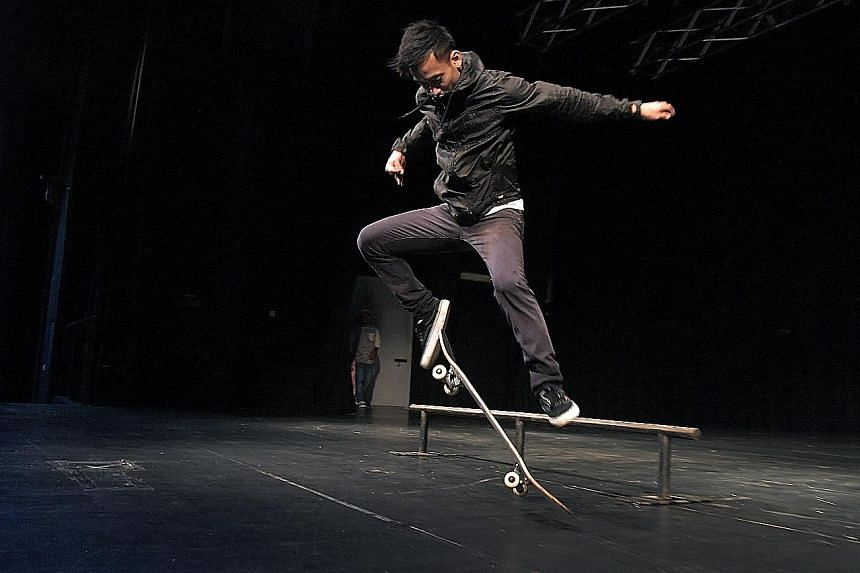 Singapore skateboarder Farris Rahman believes there must be greater focus on the elite levels of urban sports if the Republic wants to succeed in this area. He was a guest panellist at the Youth Athlete Development Conference hosted by the National Y