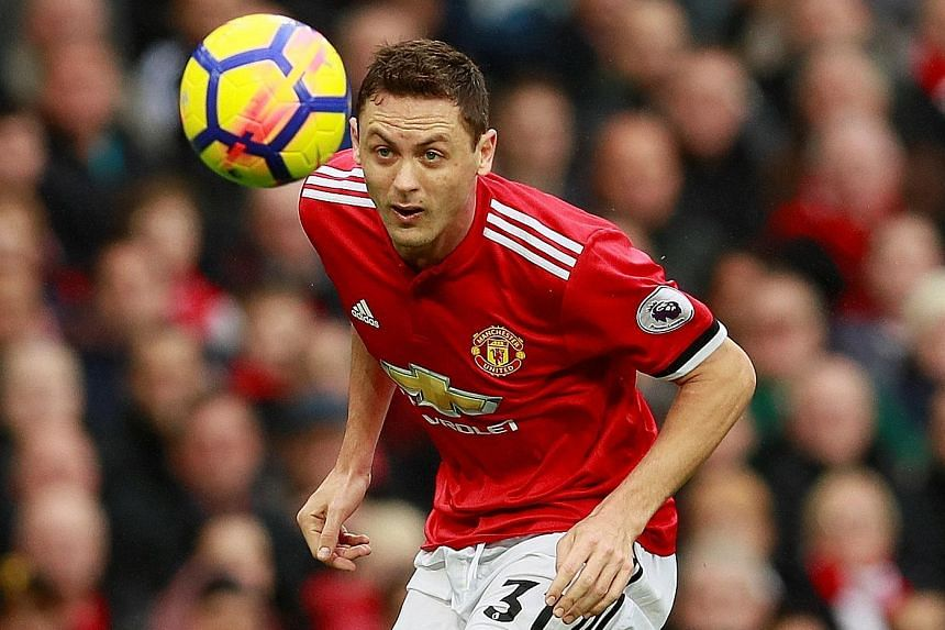 Manchester United midfielder Nemanja Matic has been an integral part of Jose Mourinho's side since joining from Chelsea in the summer, with his imposing presence in the middle of the park.