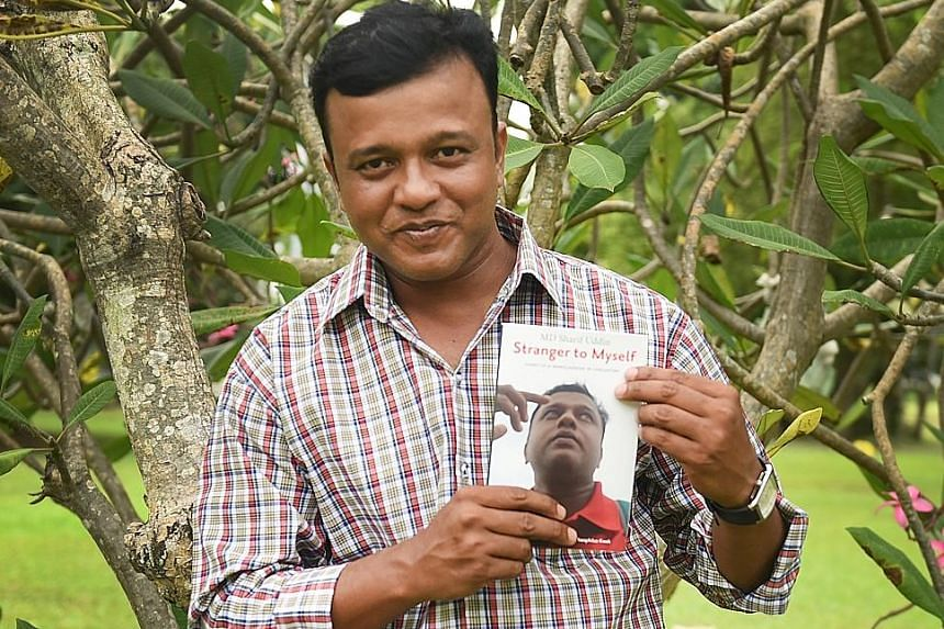 Mr Md Sharif Uddin, who used to run a bookshop in Bangladesh, wrote about his journey to Singapore, how he misses his family and how upset he gets when employers ill-treat foreign workers. The book will be launched today at the National Library.