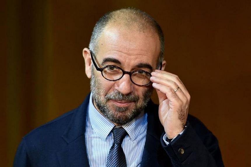 Italian director Giuseppe Tornatore was accused by former TV starlet Miriana Trevisan of fondling and kissing her in his office 20 years ago.