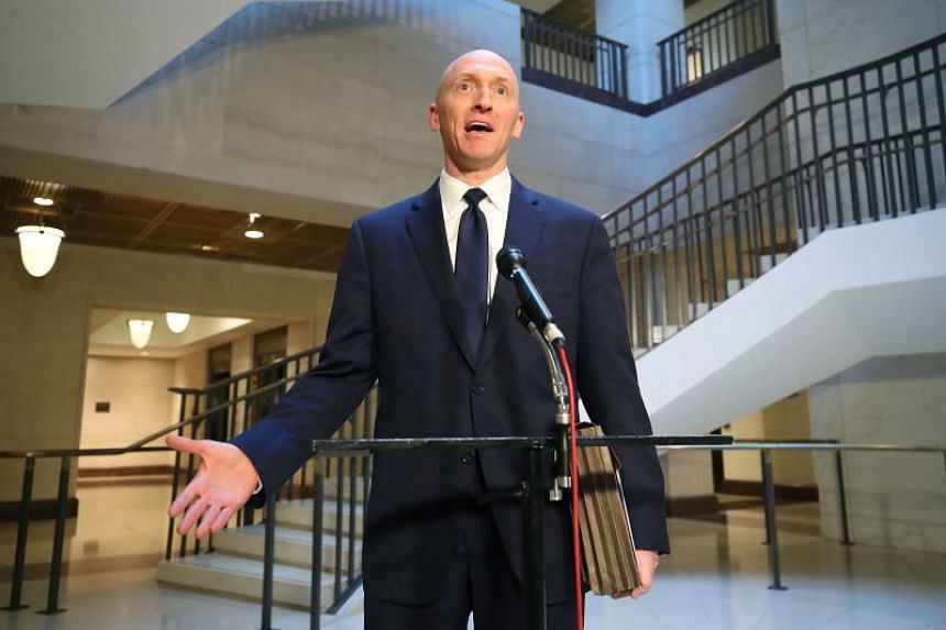 Carter Page, a former Navy officer and investment banker who advised Trump on foreign policy, had previously denied or side-stepped the question of whether he had met with Russian officials in previous interviews with the Times.