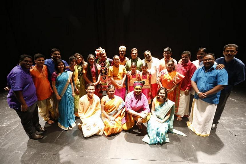 Tamil Murasu partners up with the National Arts Council to showcase Tamil Language and culture at the Singapore Writers Festival 2017.