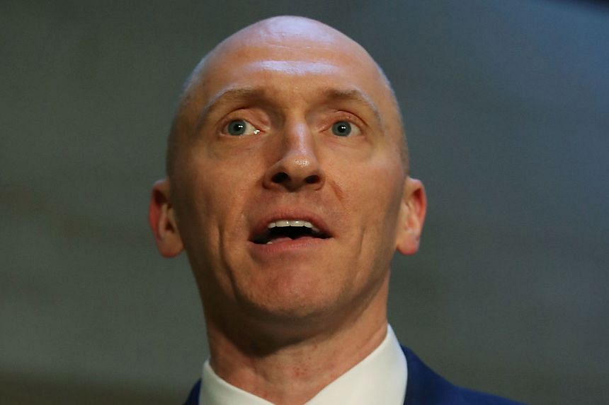 Mr Carter Page has played down the significance of his meetings with Russian officials.
