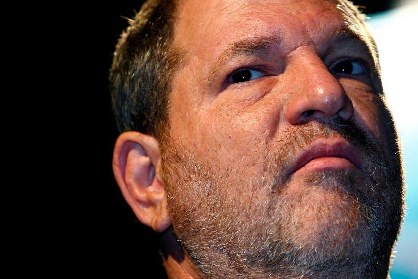 Kevin Spacey (above, left) and Harvey Weinstein are separately embroiled in ongoing sexual scandals, with Spacey accused of trying to rape a 15-year-old boy and making advances on a 14-year-old, and police investigating allegations of Weinstein's dou