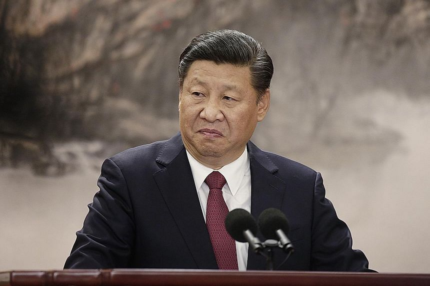 President Xi Jinping has vowed to root out corruption.
