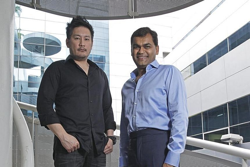 One Championship chairman and chief executive Chatri Sityodtong (far left) and billionaire Saurabh Mittal met at Harvard Business School and even locked horns as classmates. Now, Mr Chatri still counts him as a strategic partner with valuable insight