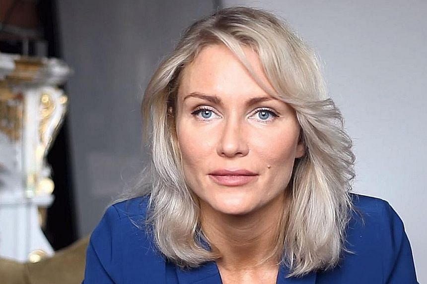 Ms Ekaterina Gordon says she is disillusioned by both pro-Kremlin politicians and the liberal opposition.