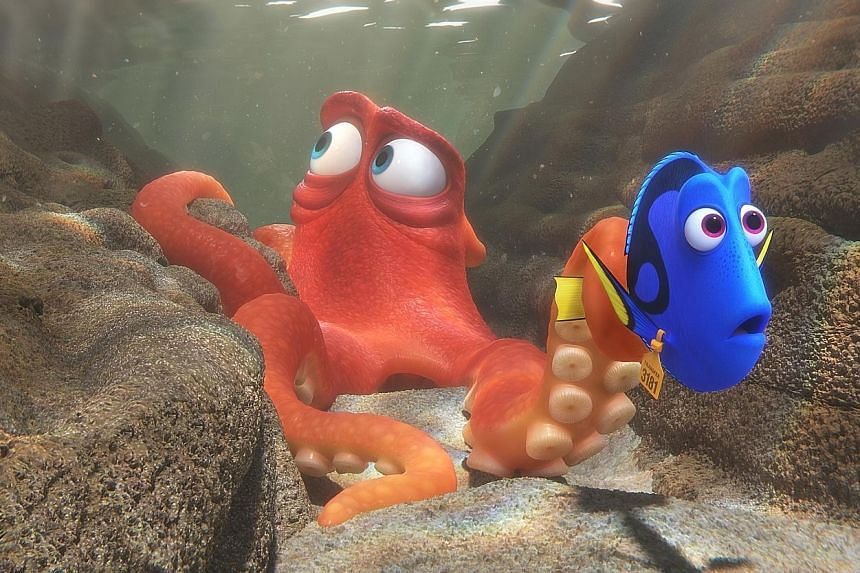 After completing Finding Dory (left), Andrew Stanton (above) wanted to take a break from animation.