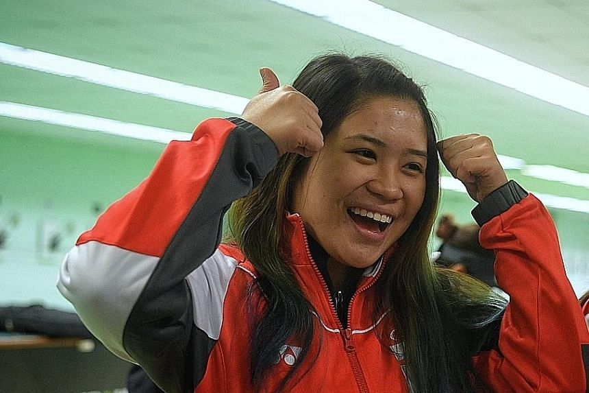 Martina Veloso is not taking selection for next year's Commonwealth Games for granted despite doing well on the Gold Coast.