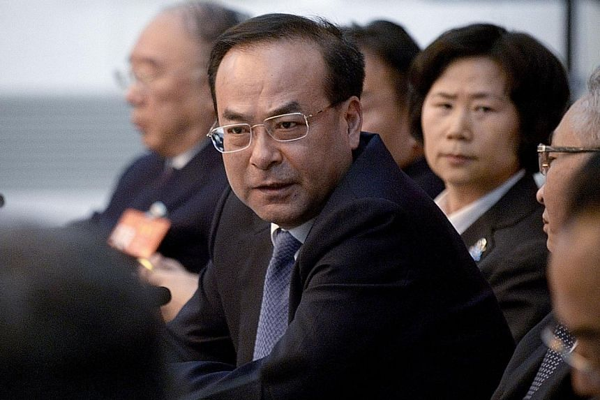Former Chongqing party chief Sun Zhengcai is the latest big name to fall in China's anti-graft drive.