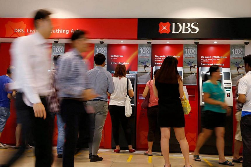 Shares in DBS traded at S$22.77 as at 10.13am on Monday morning, down 20 Singapore cents or 0.87 per cent from its previous close.
