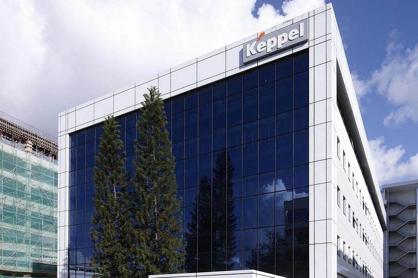 The Singapore data centre in Keppel DC REIT's portfolio.