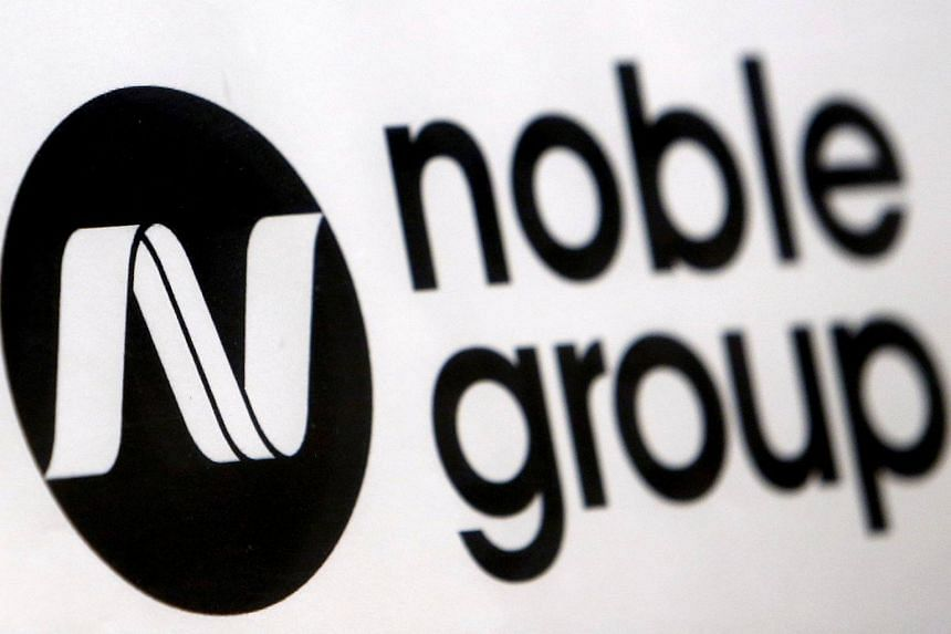 Noble Group, which has warned of a loss of US$1.1 billion to US$1.25 billion for the third quarter, said it will release its quarterly results on Nov 9.