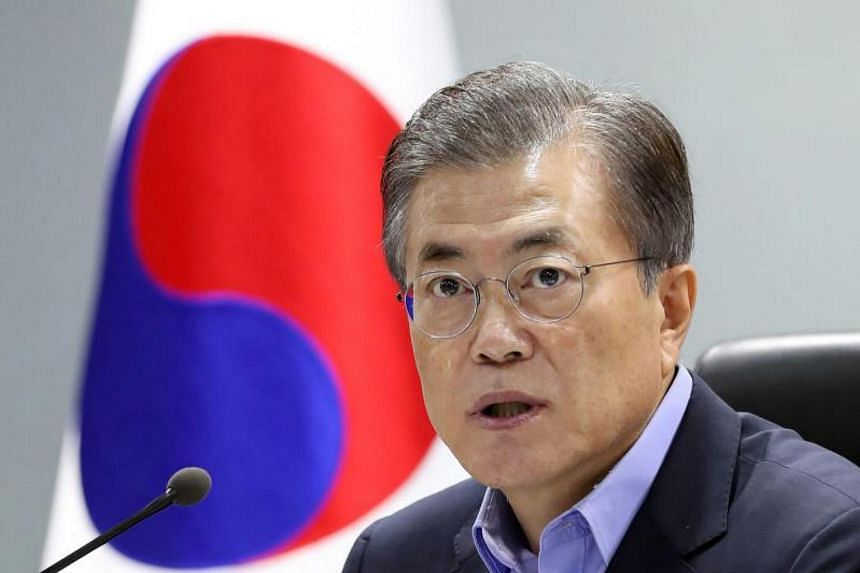 South Korean President Moon Jae In has stressed the importance of bolstering ties with Asean nations throughout his presidential campaign earlier this year.