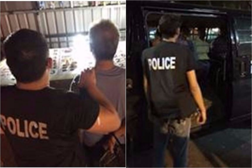 Three women and 79 men were arrested in the operation, led by Bedok Police Division that began last Tuesday and ended on Monday (Nov 6).