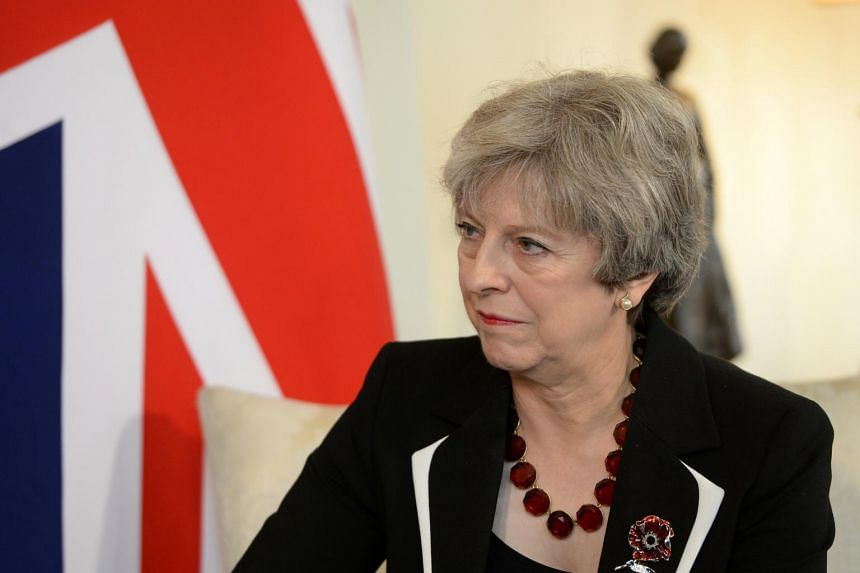 Britain's Prime Minister Theresa May surprised many executives two weeks ago when she said that any transition deal would only be part of a wider trade agreement.