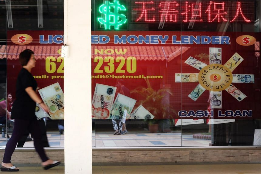 Under the new loan cap, individuals with annual income of less than $20,000 may borrow up to $3,000 from all moneylenders combined.