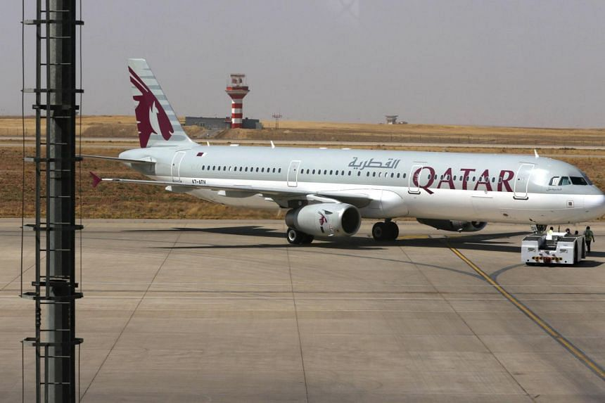 Middle Eastern carrier Qatar Airways bought a 9.6 per cent stake in Cathay Pacific Airways for HK$5.16 billion (S$903 million).