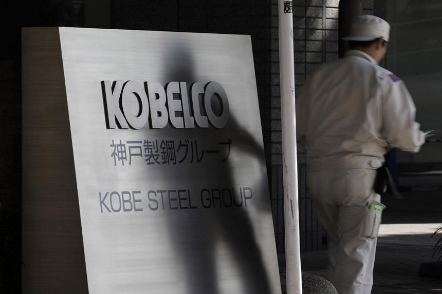 """""""The corporate culture was to look the other way even while you saw what was going on,"""" said a retired employee who worked at Kobe Steel's flagship steel plant, Kobe Works."""