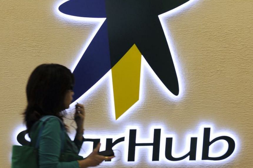 """StarHub is in the partnership with ST Kinetics as part of the telco's """"Connected Building"""" initiative to provide Internet of Things solutions to its customers to boost efficiency and productivity in their workplaces."""