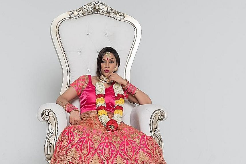 Stand-up comic Sharul Channa, who married in November 2015, says her own wedding was the biggest, most exhausting performance she has ever done.
