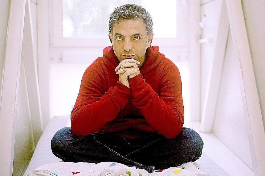 Etgar Keret has one of the narrowest houses in the world named after him.