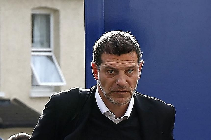 Manager Slaven Bilic led West Ham to seventh and 11th place respectively in the league in his first two seasons at the club.