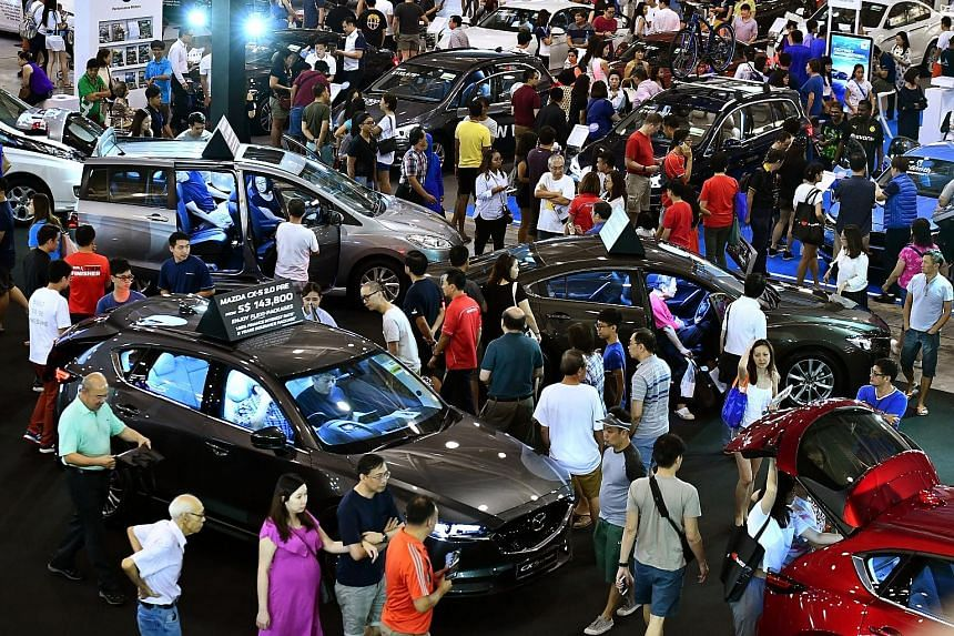Industry observers had said the impact on COE prices in the long run should be minimal because the current 0.25 per cent growth rate accounts for fewer than 100 COEs a month for each of the categories.