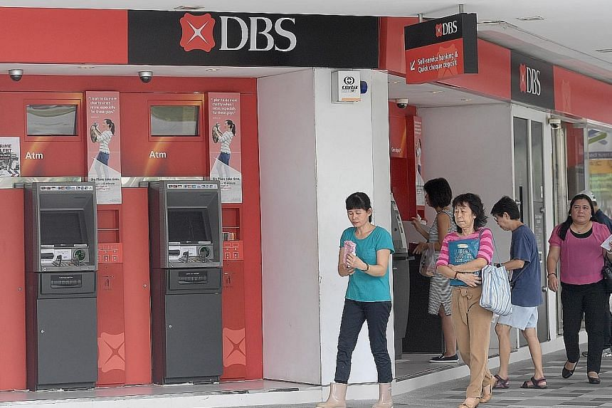 DBS chief executive Piyush Gupta said loan growth is likely to be 7 per cent to 8 per cent this year and next, while income is likely to expand by around 3 per cent this year and in the double digits next year.