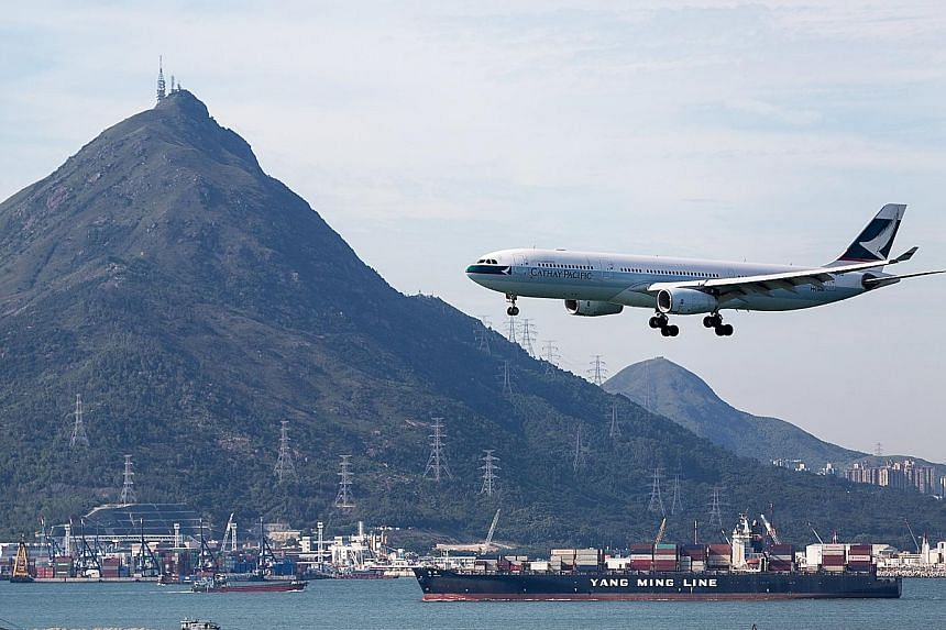 """Cathay Pacific has been described by Qatar Airways CEO Akbar al-Baker as """"one of the strongest airlines in the world... with massive potential for the future""""."""