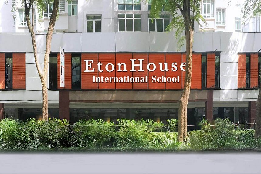 The school in Orchard Road will be the fifth school opened by the EtonHouse International Education Group that will offer classes to children of expatriates beyond pre-school.