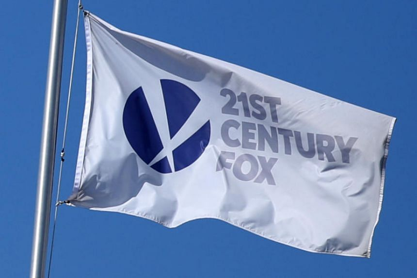 Fox's shares jumped 7.1 per cent to US$26.76 in afternoon trading in response. Disney shares climbed 1.7 per cent to US$100.33.