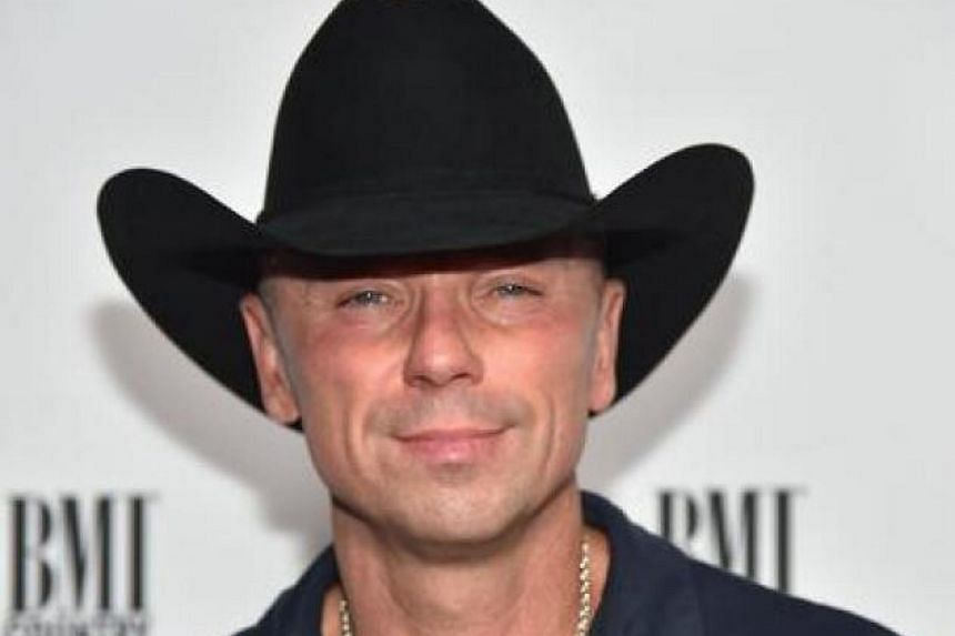 Singer-songwriter Kenny Chesney attends the 64th Annual BMI Country awards on Nov 1, 2016 in Nashville, Tennessee.