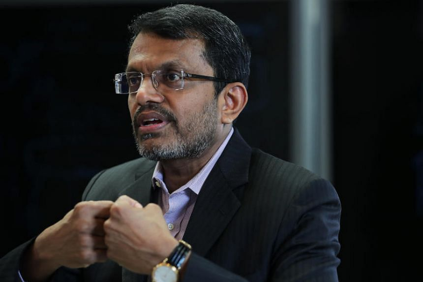 Monetary Authority of Singapore managing director Ravi Menon said he sees some collapse of the bubble in the fintech space.