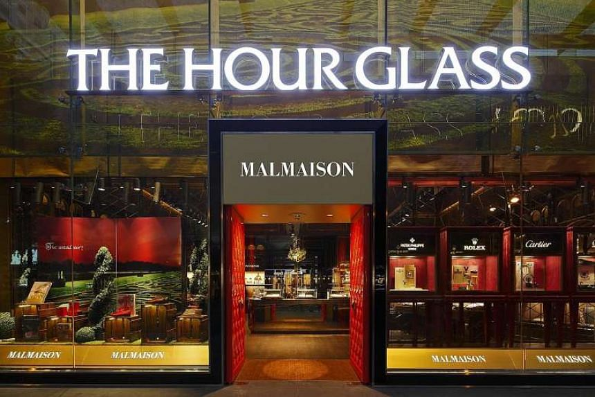 The Hour Glass shares closed 0.5 cent lower at 66.5 cents.