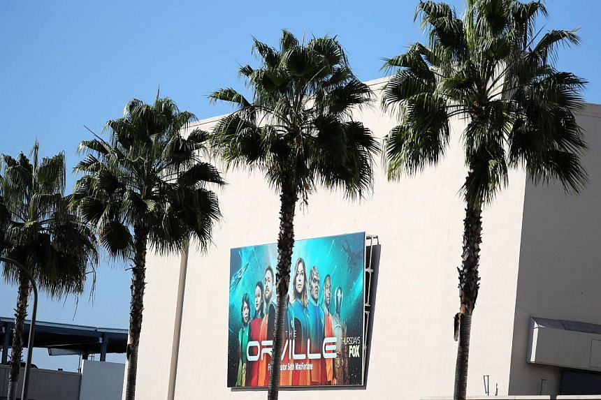 A 21st Century Fox studio lot in Los Angeles. Fox's discussions with Disney reflect the view that the media company could not reach the size needed to compete with major media players like Amazon.com, according to CNBC.