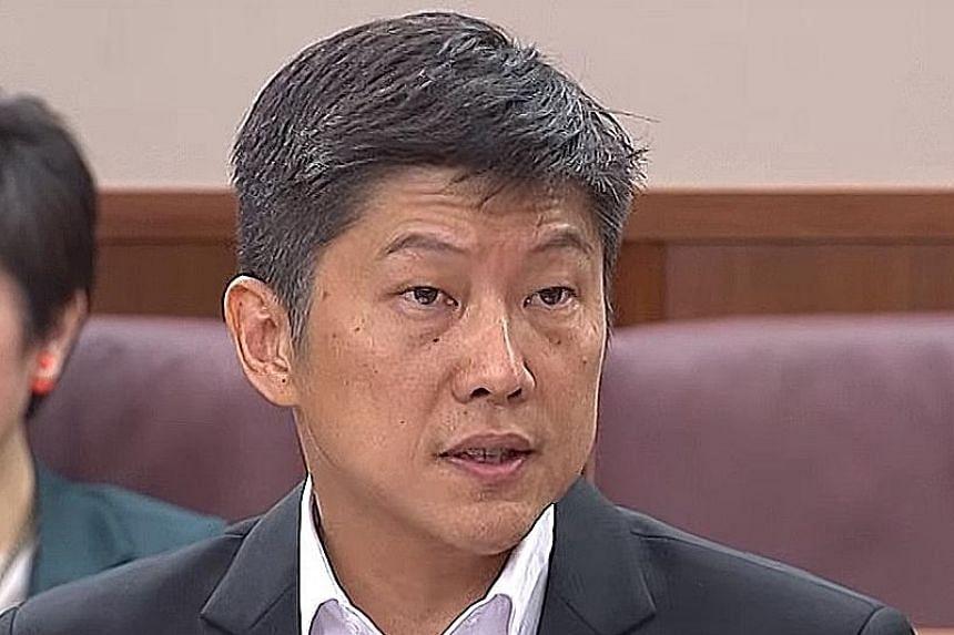 EDUCATION MINISTER (SCHOOLS) NG CHEE MENG.