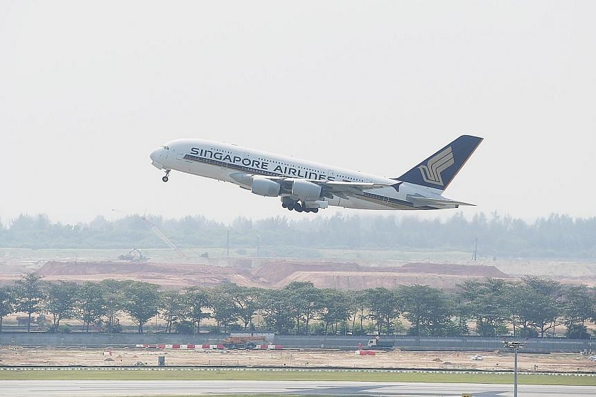 Singapore Airlines posted Q2 earnings of $189.9 million, as both passenger and cargo traffic increased. Across the group, the results were mixed as the parent airline and SIA Cargo saw stronger profits, while Scoot's and SilkAir's earnings fell.