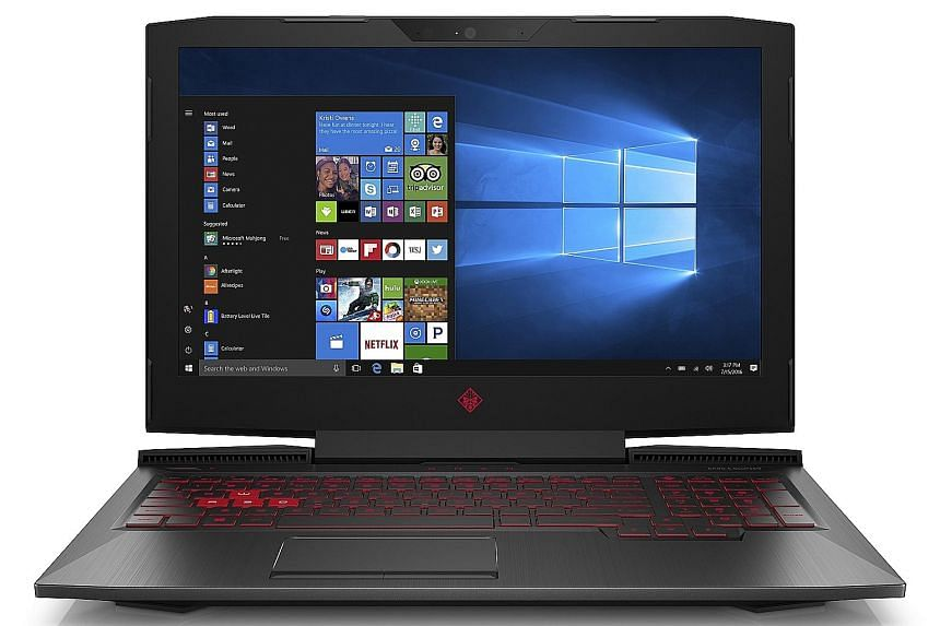 HP's new 15-inch Omen 15 laptop features a redesigned chassis, refreshed hardware and a new gaming control centre app.