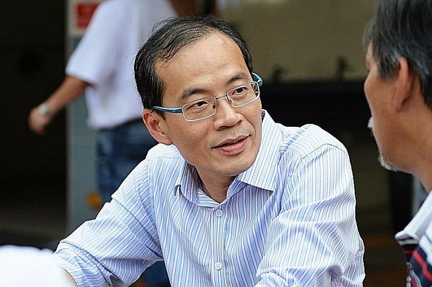 MP Dennis Tan