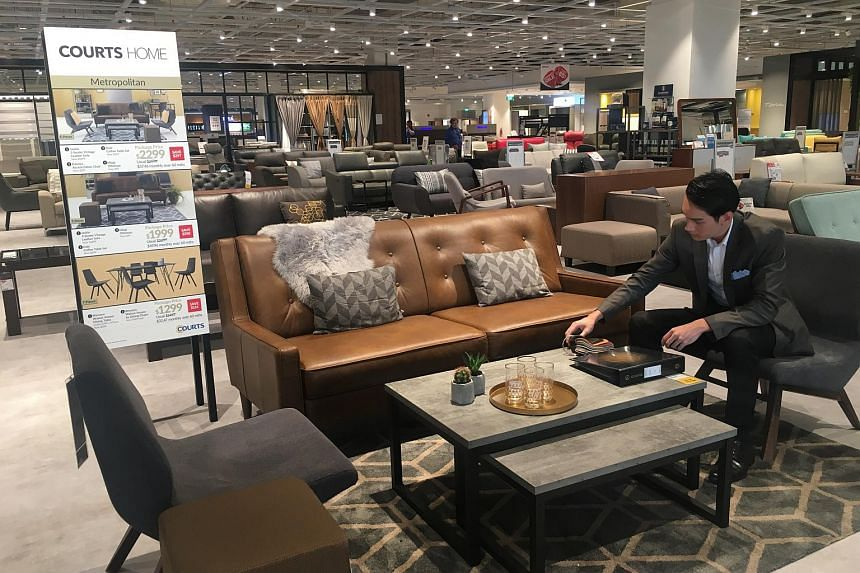 The 136,000 sq ft flagship store will boast new retail concepts and showroom areas, following a year of planning and two months of renovation work.