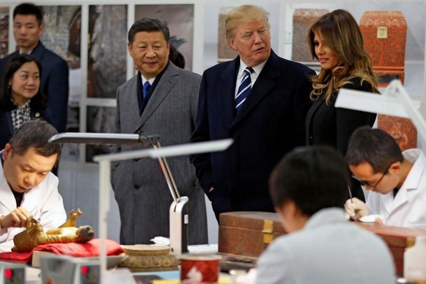 President Donald Trump has long complained that China engages in unfair trade practices and has pledged to fix the trade deficit with China, the US's largest.
