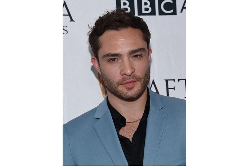 """Actor Ed Westwick responded by tweeting: """"I do not know this woman. I have never forced myself in any manner, on any woman. I certainly have never committed rape."""""""
