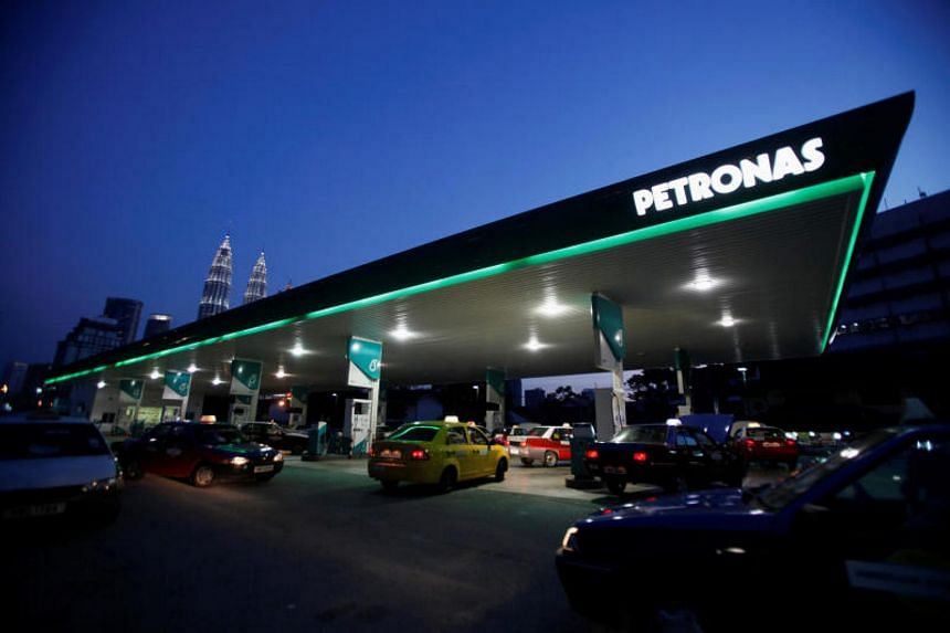 Petronas owns several natural gas blocks in Myanmar along with a cross border pipeline that transports gas to Thailand.