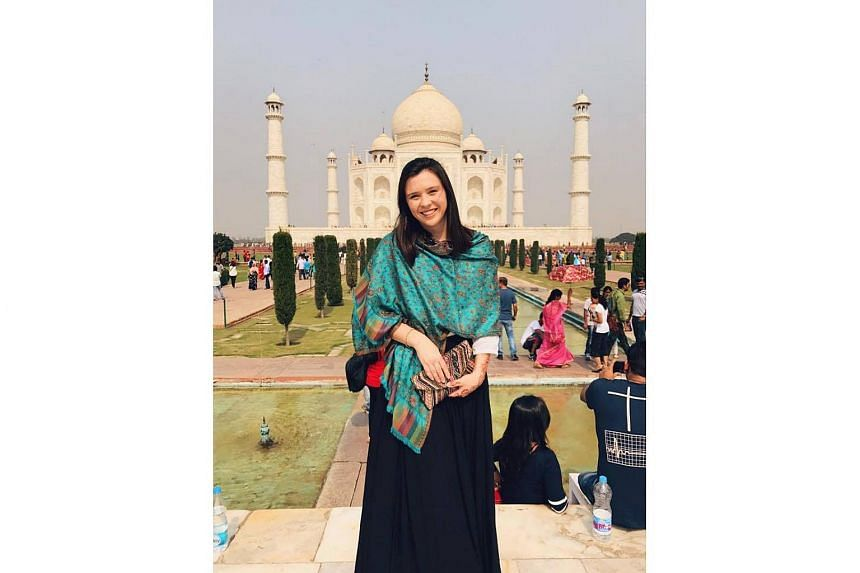 """The traveller, identified as Kassandra Braun, """"accidentally fell from the Bagan pagoda...while looking for the sunset at 4.30pm on November 7,"""" said the Home Affairs ministry."""