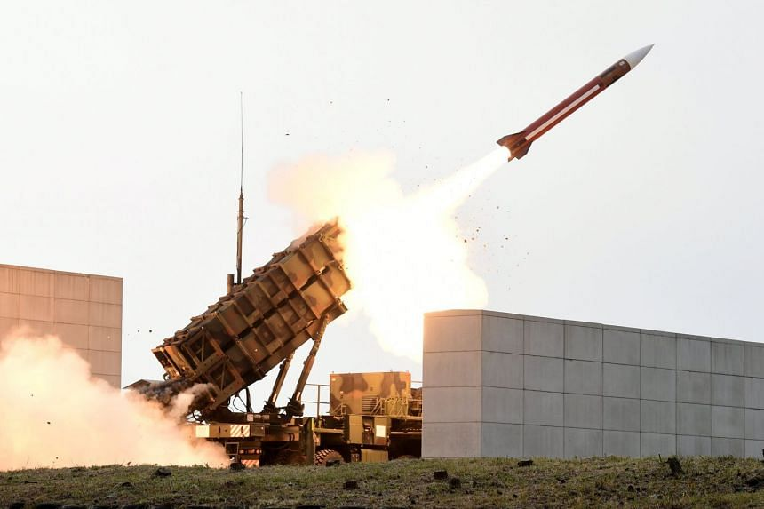 Sweden says it intends to enter negotiations to purchase the Patriot missile defence system (pictured), with delivery targeted to begin in 2020.