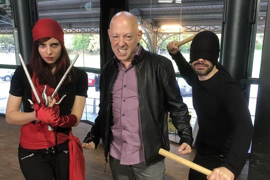 Brian Michael Bendis - the star writer of such Marvel titles as Ultimate Spider-Man and The Avengers - has leapt to DC.