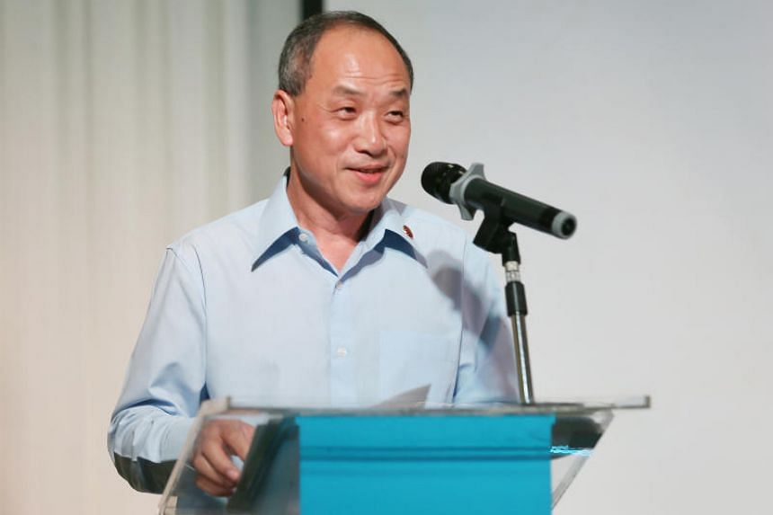 At the WP's 60th anniversary dinner last Friday, Mr Low announced that he would not be contesting the party's top post at its Central Executive Council election due next year.